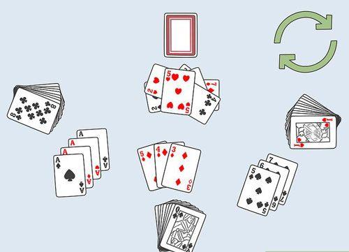 بازی Tongits _ آموزش کامل بازی تانگیتس با تصویر