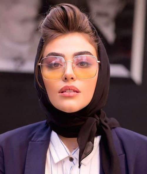 کشف حجاب و رسوایی ریحانه پارسا