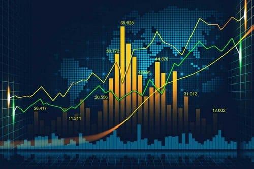 برررسی نمودار تغییر قیمت ارزهای دیجیتال در سال 2021