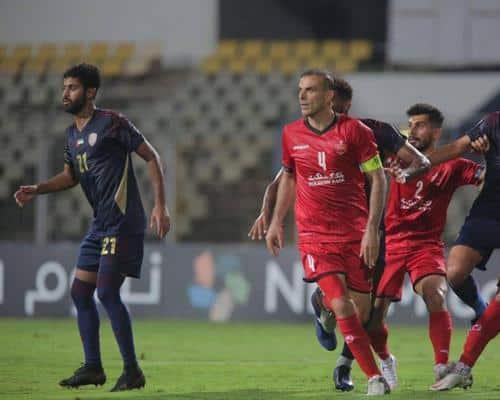 شرط بندی بازی پرسپولیس و الوحده در دور برگشت گروهی لیگ آسیا 2021