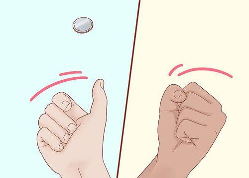 بازی سکه شانس آموزش تصویری چگونه می توان یک سکه انداخت