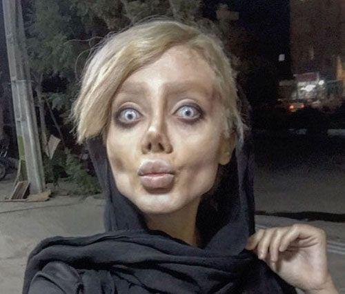 حکم آزادی فاطمه خویشوند «سحر تبر » در دادگاه شاخ های اینستاگرام